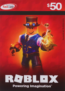 Roblox $50 Gift Card